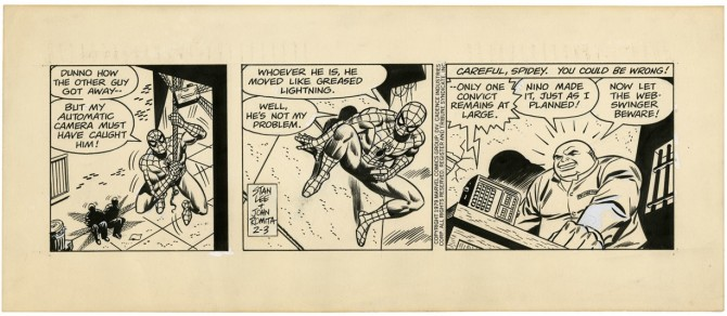 1979 ROMITA Spider Man