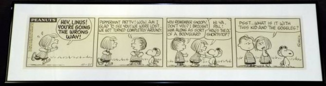 peanuts-auction