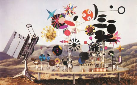 Charles e Ray Eames, «Solar Do Nothing Machine» (1958)