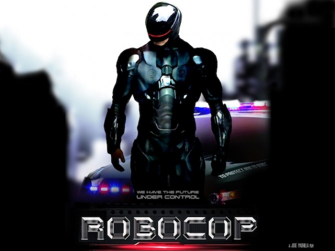 Robocop cinema nerd