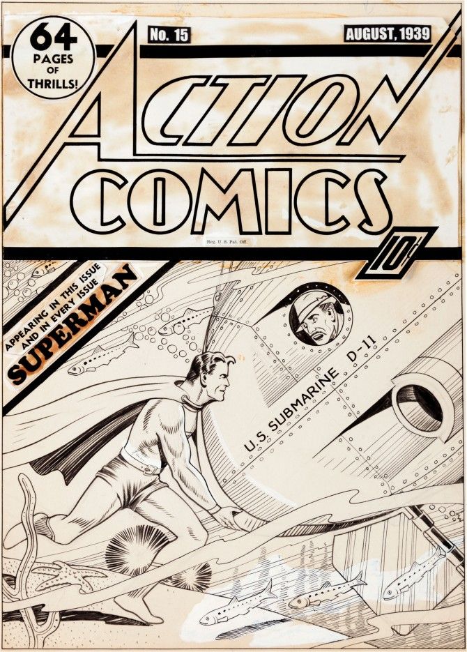 action-comics-15-original-art