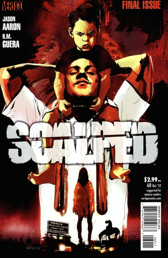 Scalped ristampa jason aaron