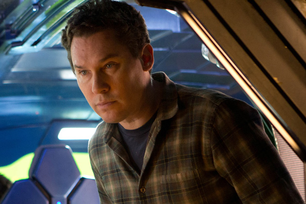 Bryan Singer sul set di 'X-Men: Days of Future Past'