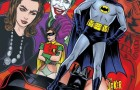 'Batman '66': le 19 variant cover di Mike Allred