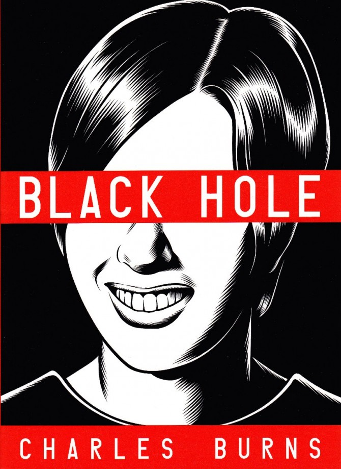 film black hole charles burns graphic novel fumetto