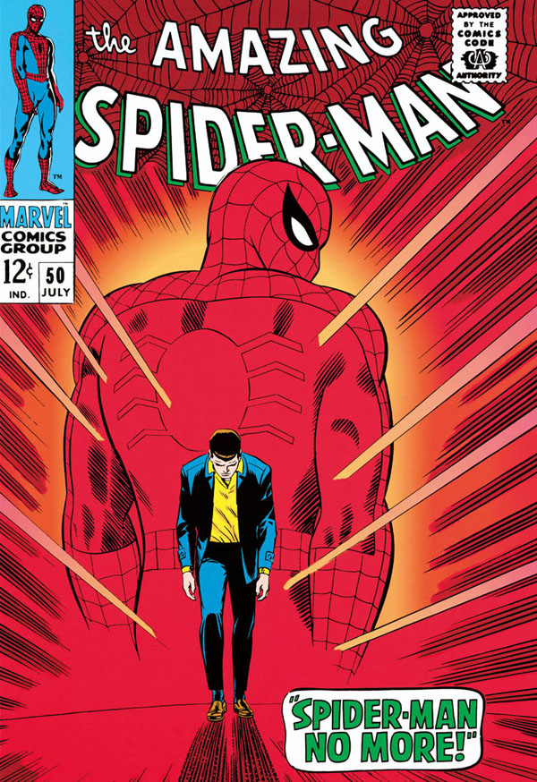amazing spider-man 50 stan lee storie