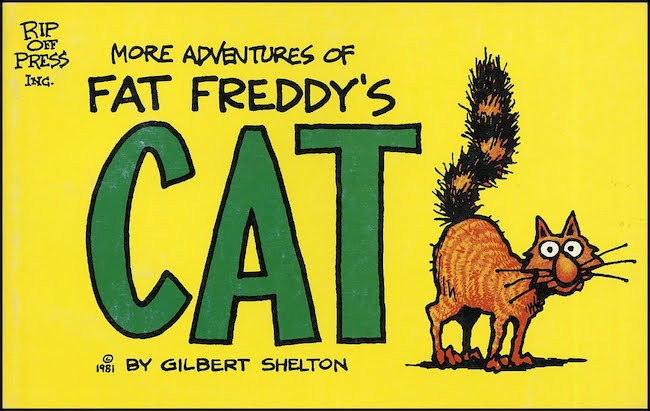 cat fat freddy shelton