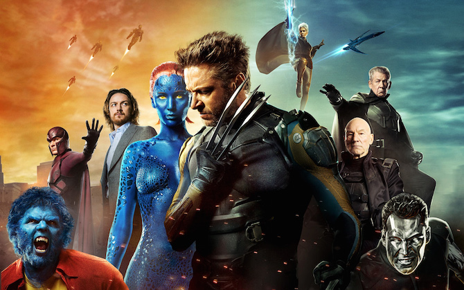 Ordine cronologico film X-Men