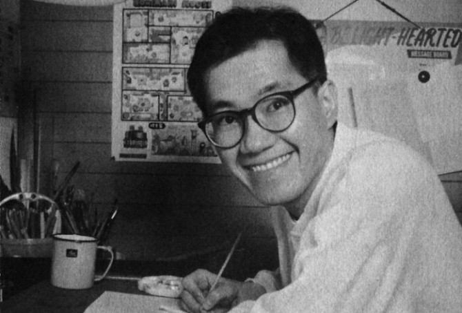 akira toriyama dragon ball intervista manga successo fumetto