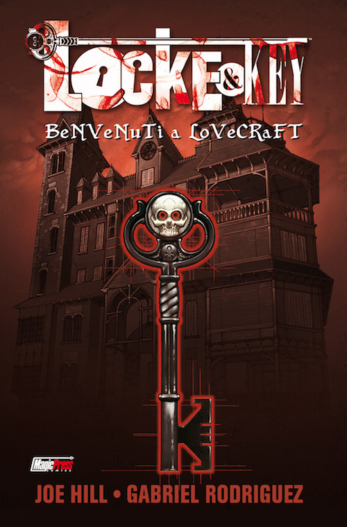 Locke & Key magic press joe hill