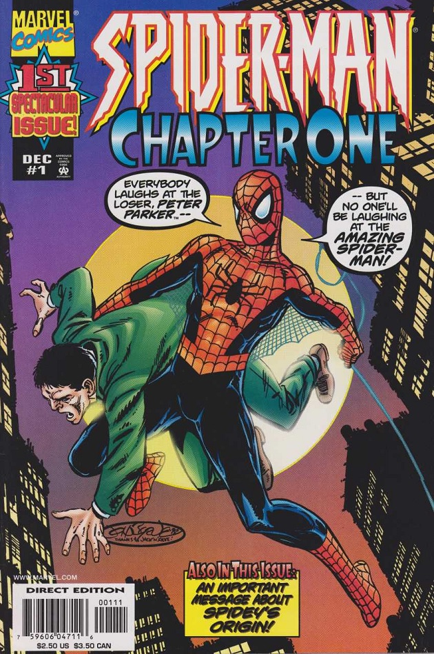 spidermanchapterone