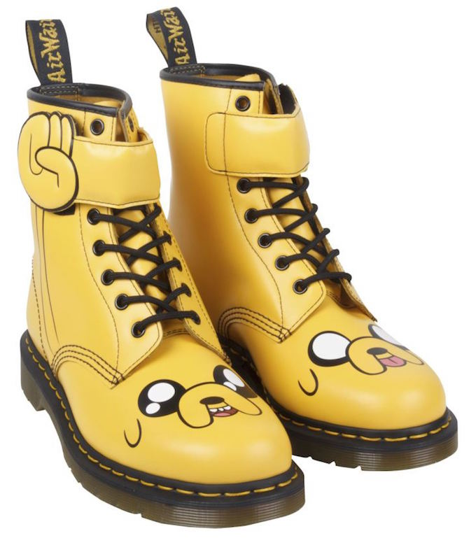 dr martens adventure time