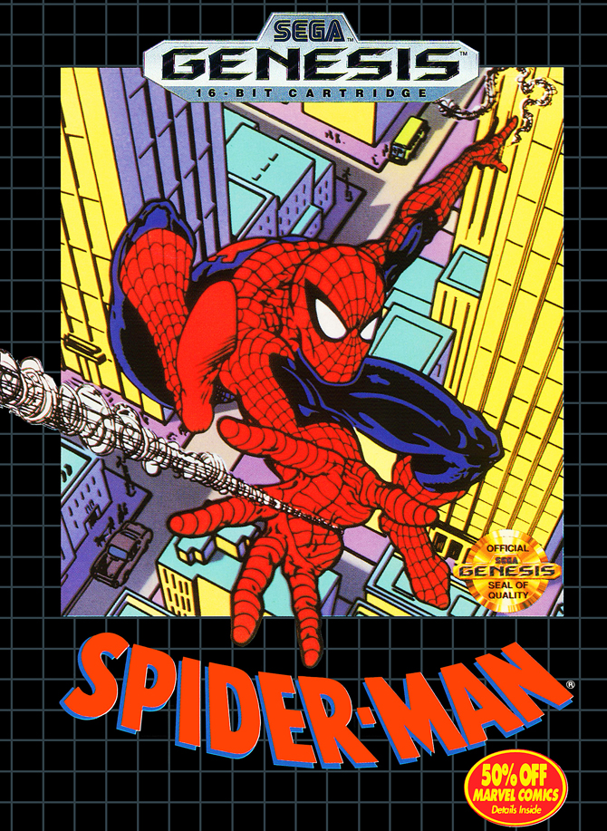 spidermangenesis