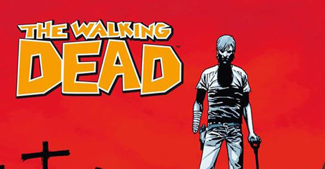 saldaPress The Walking Dead