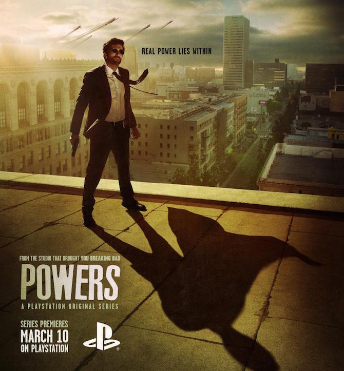 powers tv playstation bendis