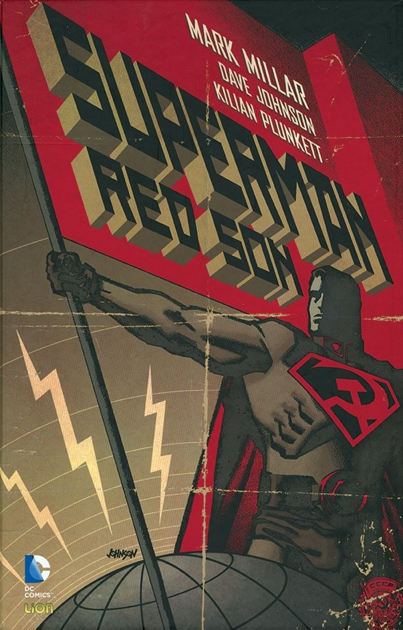 superman red son mark millar dave johnson dc comics