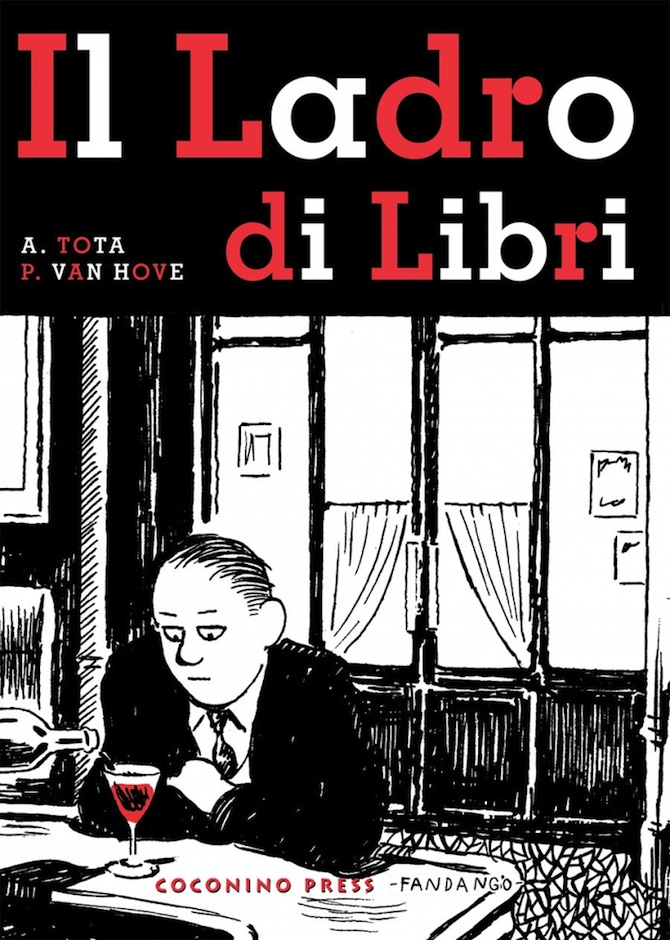 ladro libri migliori graphic novel 2015