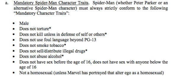 spider man leaks sony marvel