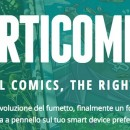 Verticomics, nuova App del fumetto digitale italiano