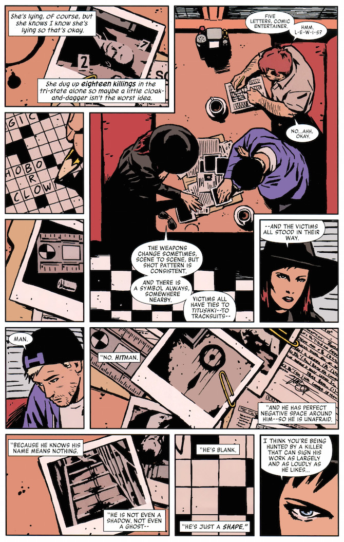 Hawkeye #15 | ©Marvel Comics
