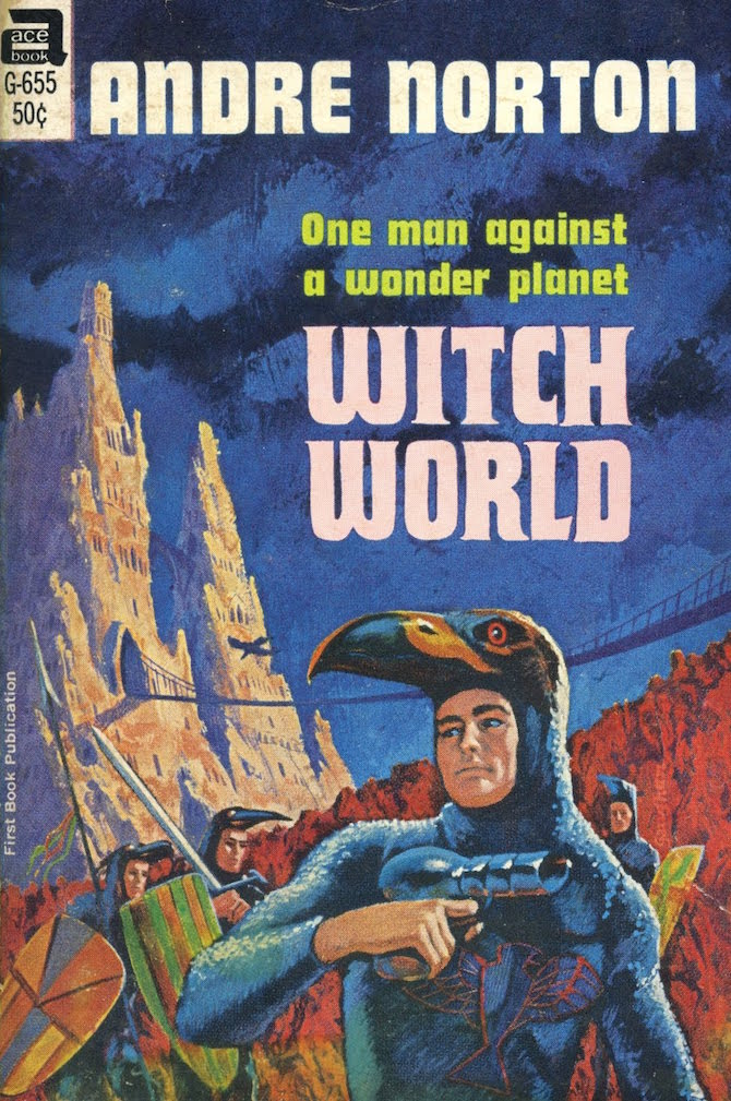 norton witch world