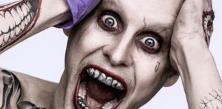 jared leto joker film