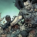James O'Barr disegna una variant cover di The Walking Dead #1