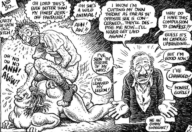 Da 'Memories are Made of This' (1988) | © Robert Crumb