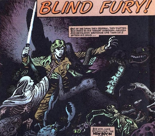 blind fury alan moore star wars