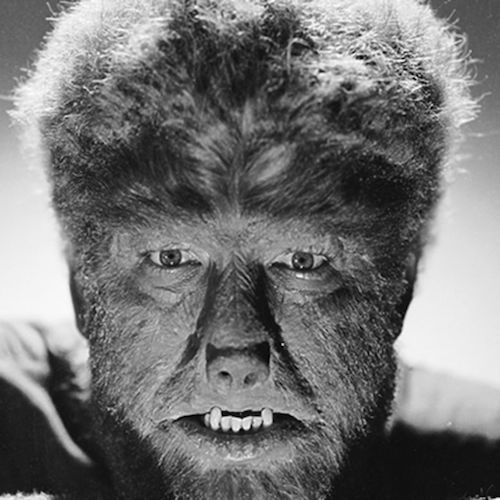 Lon Chaney Jr., ne 'L'uomo Lupo'
