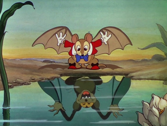 The Flying Mouse (1934)