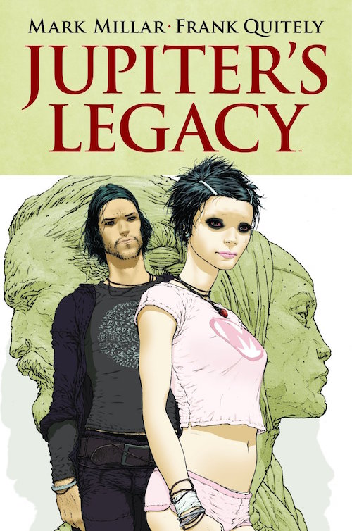 jupiter legacy millar quitely