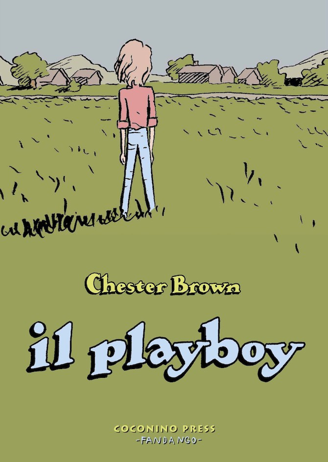 playboy chester brown