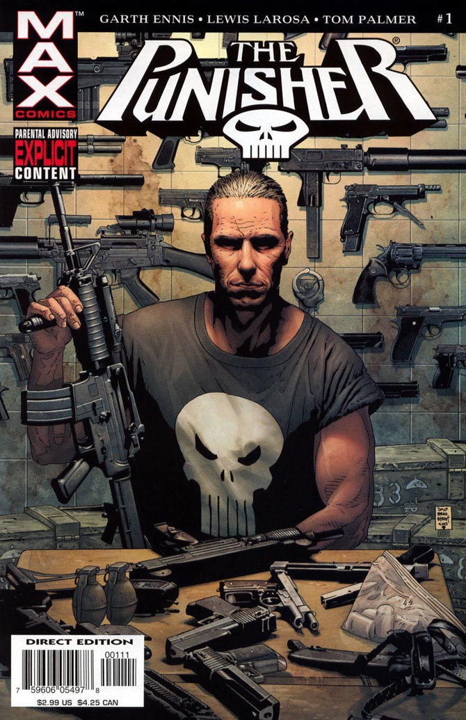 punisher max ennis