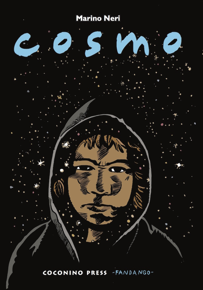 cosmo marino neri coconino graphic novel