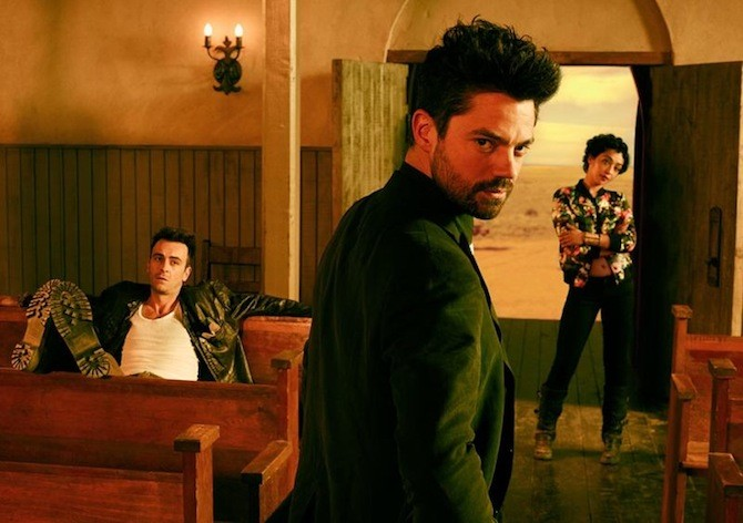 preacher serie tv personaggi