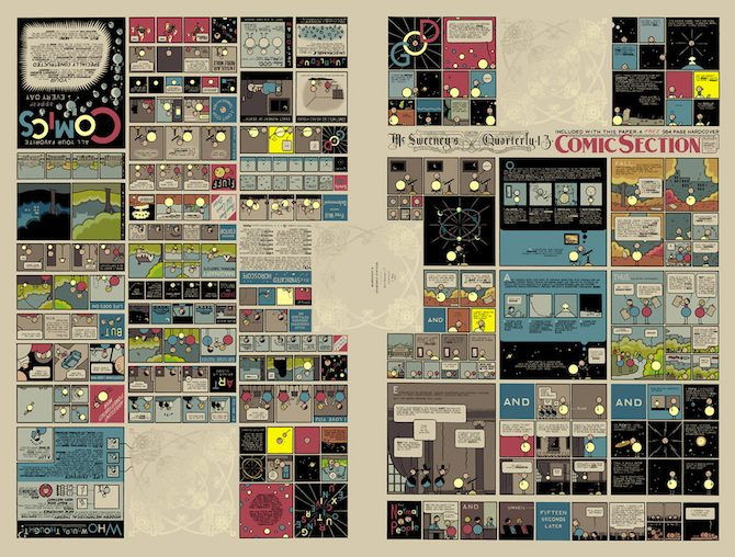 chris ware mcsweeney