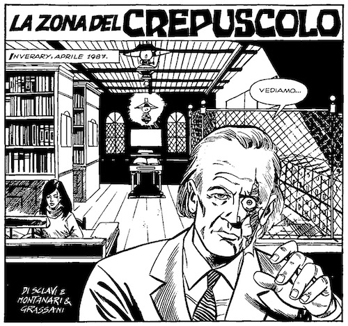 dylan dog 7 crepuscolo