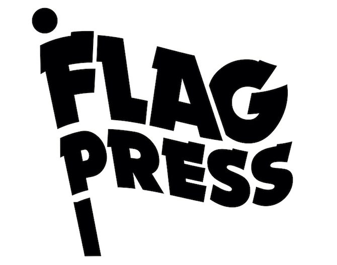 flag press ratigher