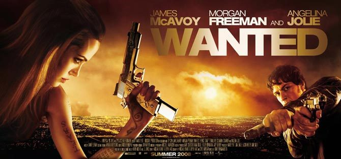 wanted movie mark millar