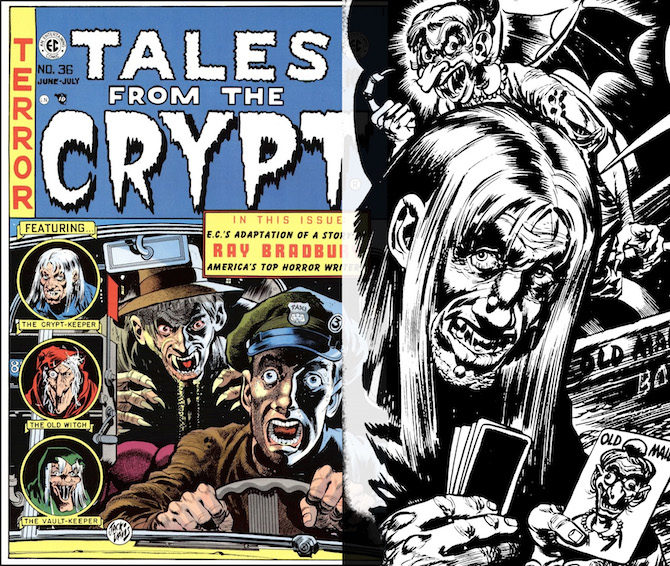 jack davis tales from the crypt