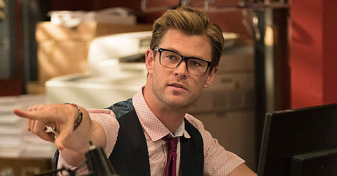 hemsworth ghostbusters recensione film