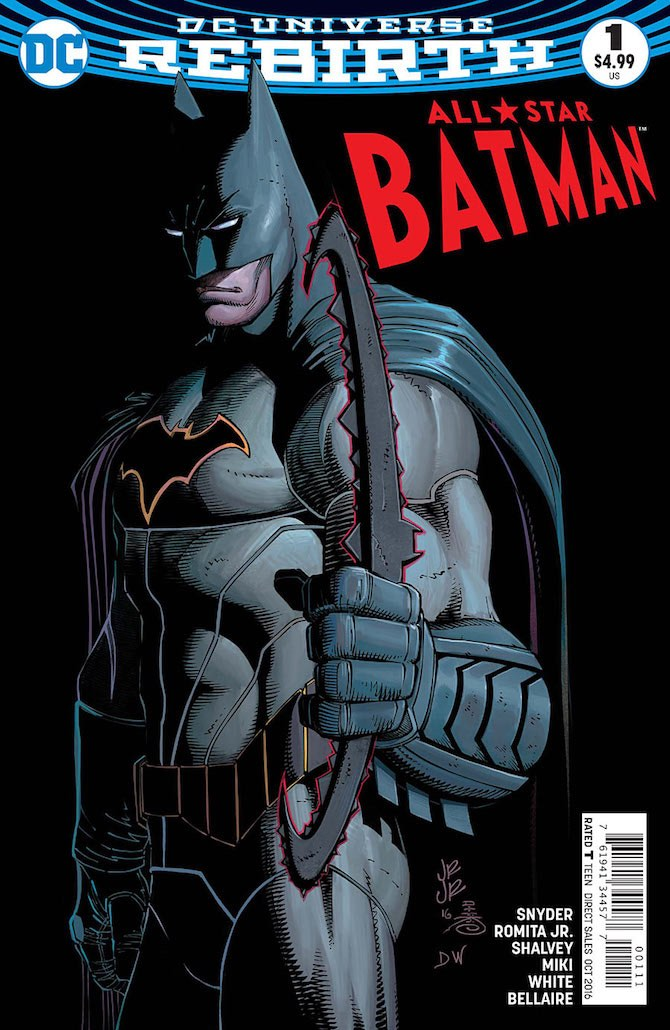 All-star batman snyder romita