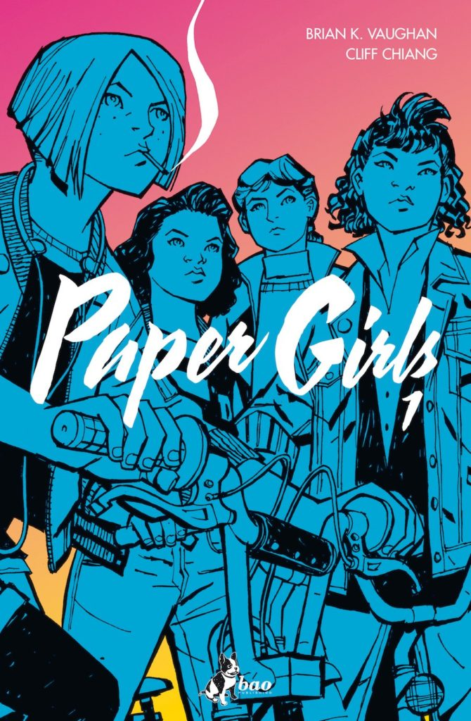 paper girls 1 vaughan bao