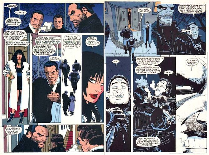 """The Punisher: War Zone"" #2, 1992"