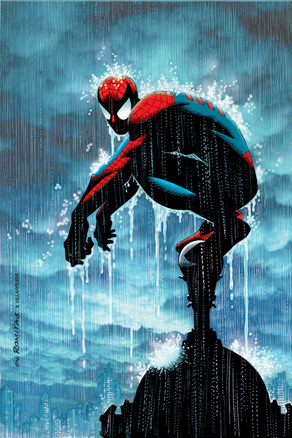 spider-man john romita jr