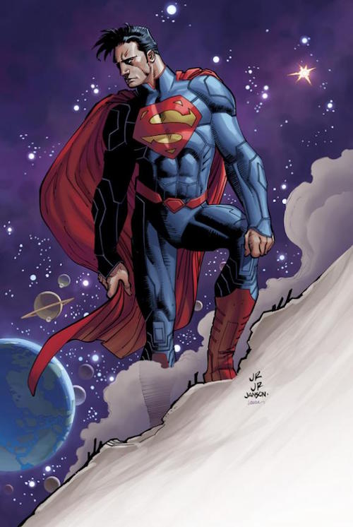 superman romita jr