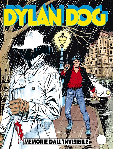 dylan dog 19 memorie dall'invisibile
