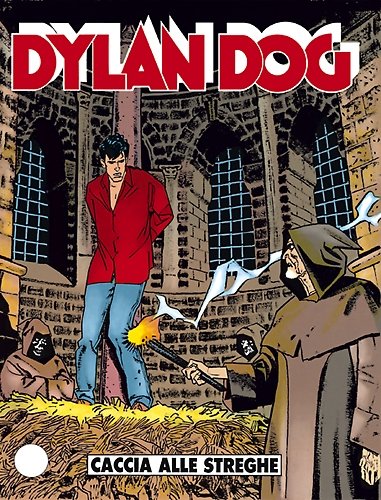 dylan dog 69 caccia alle streghe