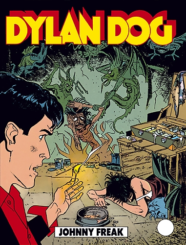 dylan dog 81 johnny freak